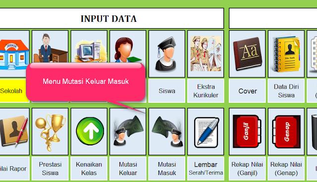 Aplikasi Raport Kurikulum 2013 MAN Ilmu-ilmu Keagamaan (IKK)