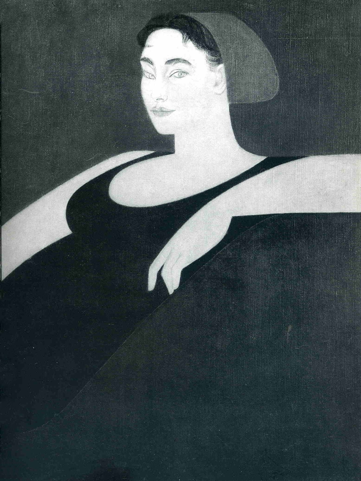 Will Barnet 1911 | American Figurative painter