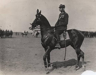 Polish Cavalry Officer - Lt. Col Wladyslaw Anders - before 1939
