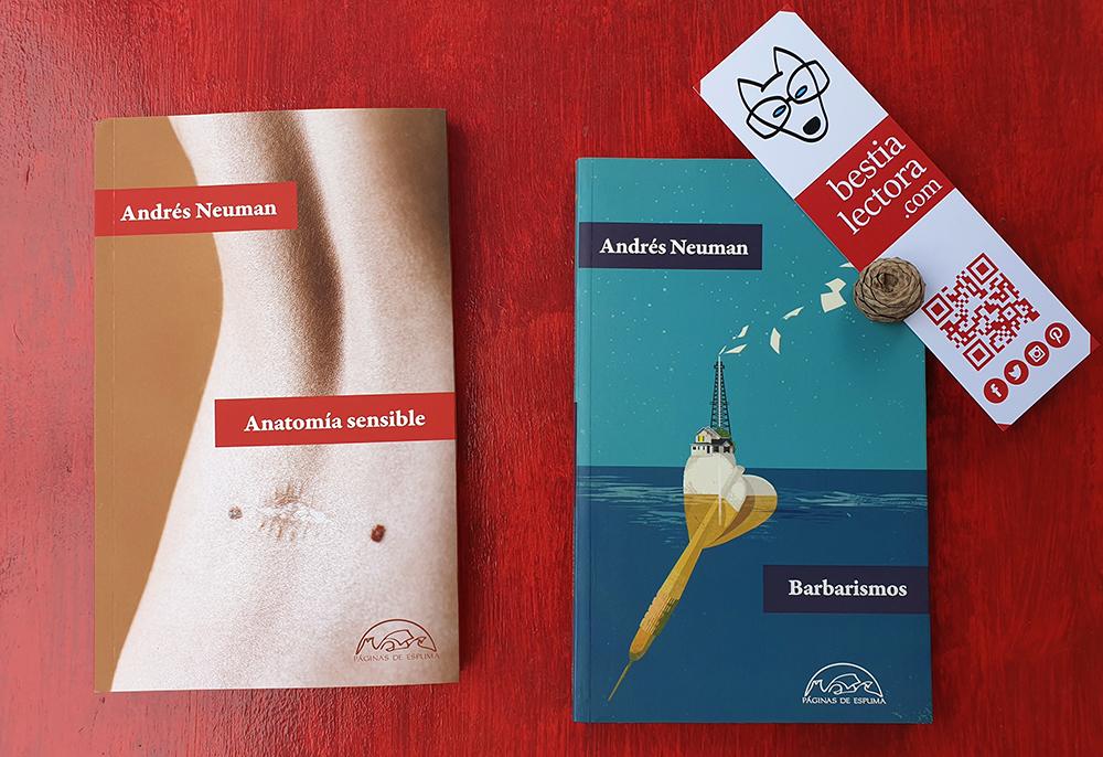 Algunos libros de Andrés Neuman que debes leer