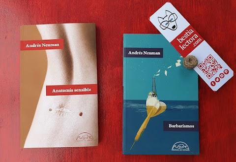 3 libros de Andrés Neuman