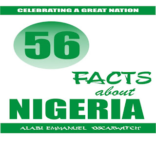 Happy Independence to Nigeria, let's talk about Nigeria.