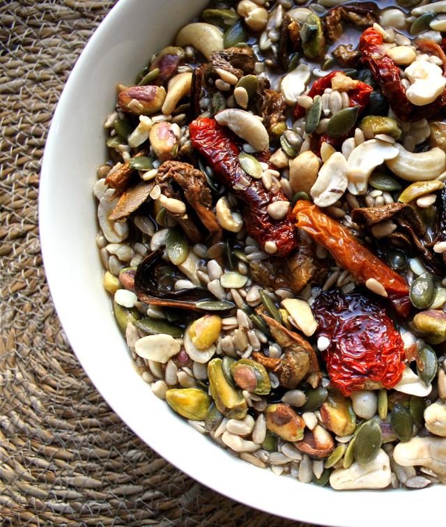 Oppskrift Nøttdeig Alternativ Kjøttdeig Vegansk Nøttekjøtt Kjøttfri