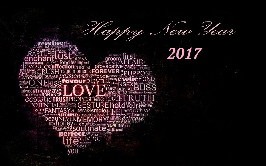Wishes} Happy New Year 2017 Whatsapp Status In English - Happy New ...