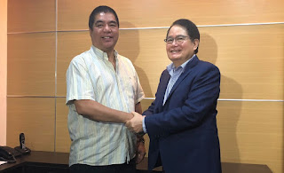 Willie Marcial's promotion