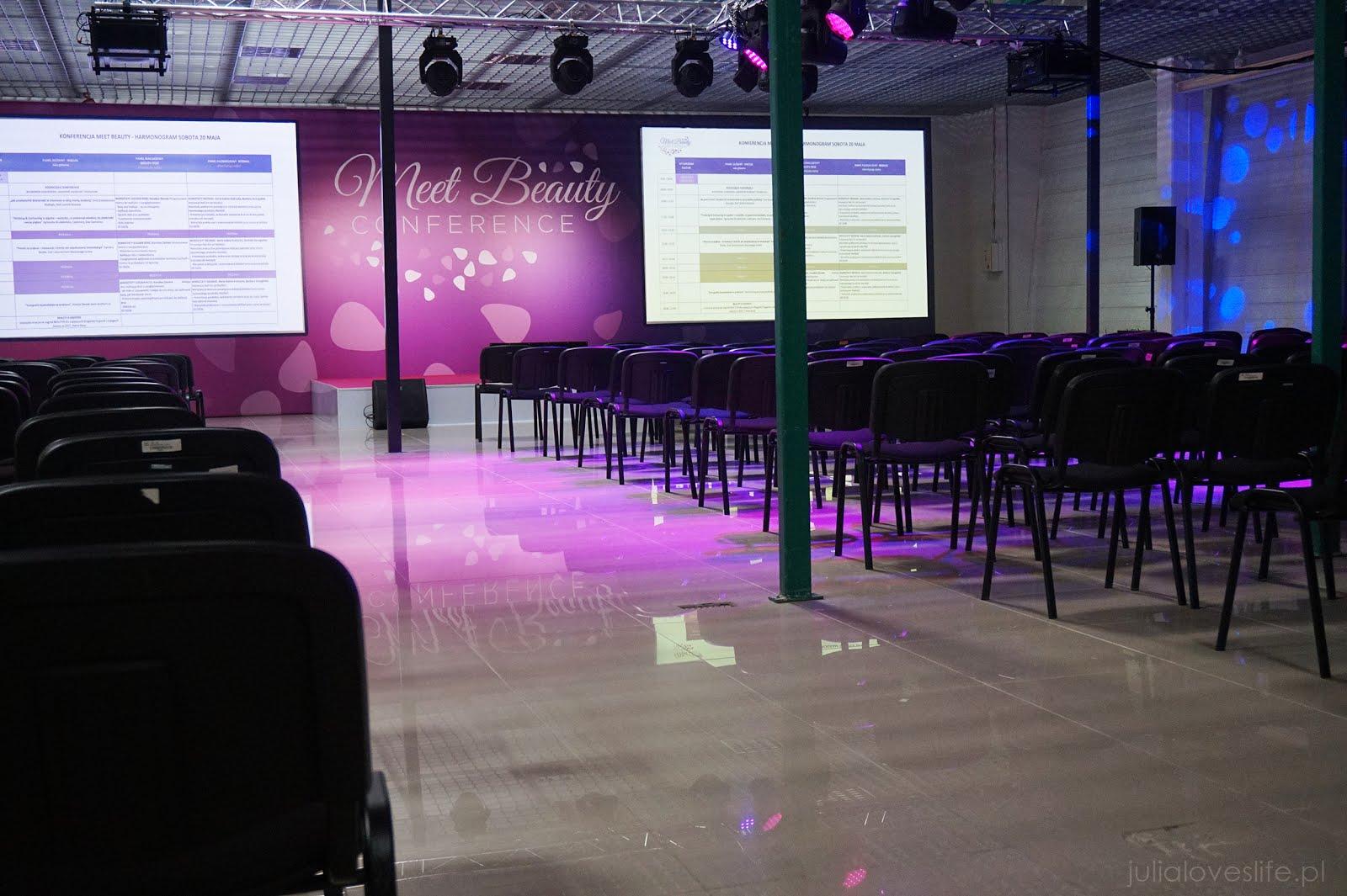 Konferencja Meet Beauty