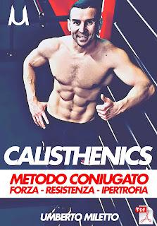 10 schede calisthenics metodo coniugato