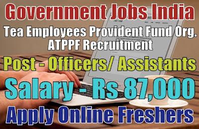 ATPPF Recruitment 2019