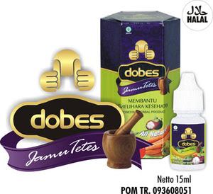 Obat tetes jamu Dobes, Apakah illegal?