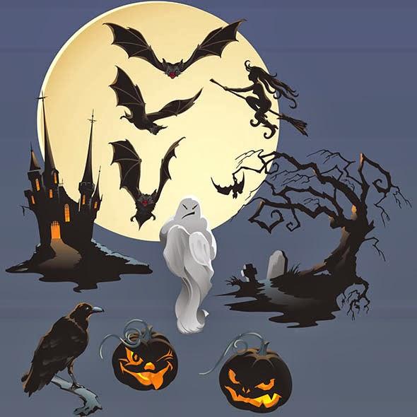 Fondos de Halloween