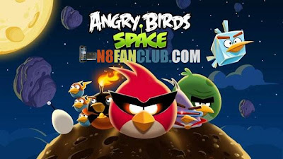 Angry birds seasons cherry blossom symbian game. Angry birds.
