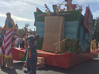 Move It, Shake It, Celebrate It, Street Party. Magic Kingdom.