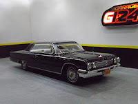 Buick Electra 225 1962 AMT 1/25