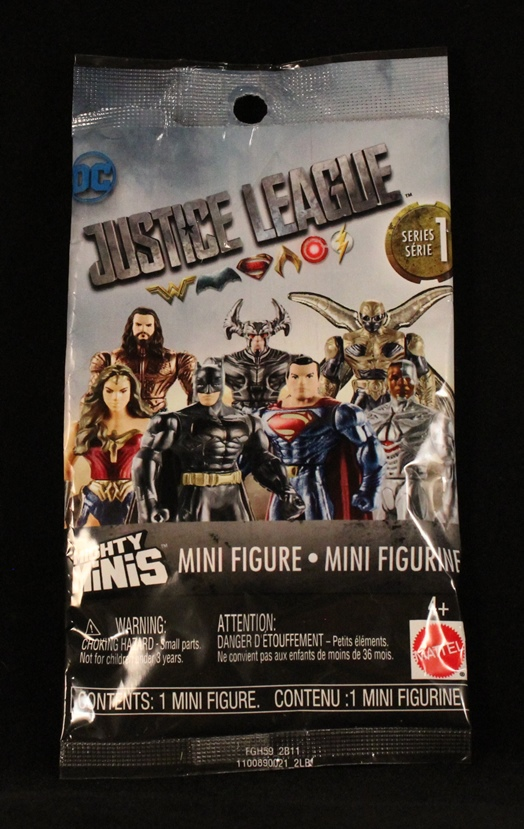 Justice League Movie Mighty Minis Series 1 SUPERMAN Blue /& Red Figure