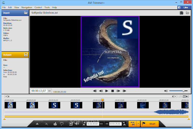 تحميل برنامج تقطيع الفيديو مجانا للكمبيوتر AVI Trimmer+ 5.0