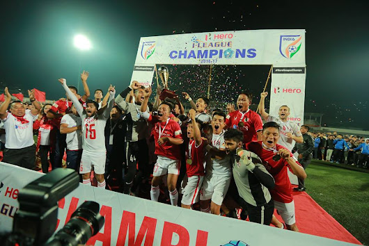 Aizawl FC: From relegation to resurrection to champion