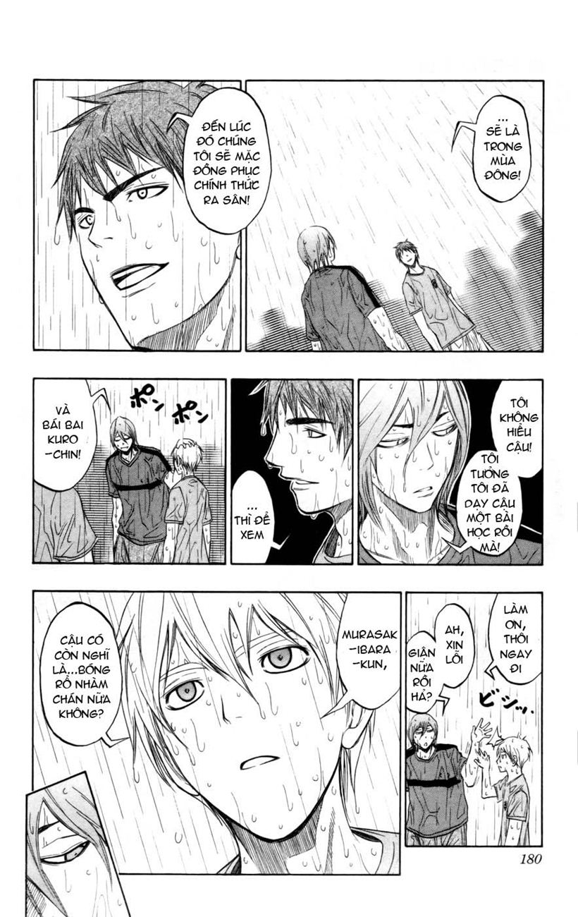 Kuroko No Basket chap 079 trang 12