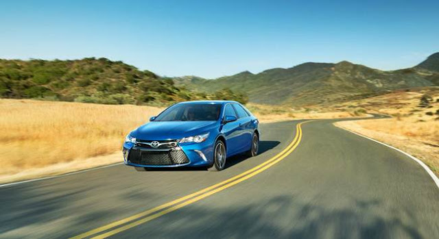 2016 Toyota Camry Special Edition Review