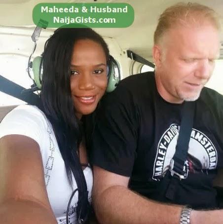 maheeda husband