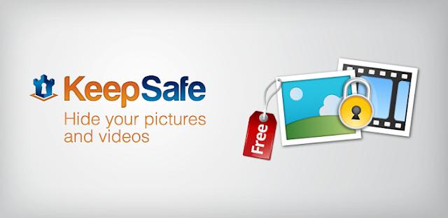 Ứng dụng ẩn file ảnh và video cho điện thoại android, IOS, Windowsphone  11/2015
