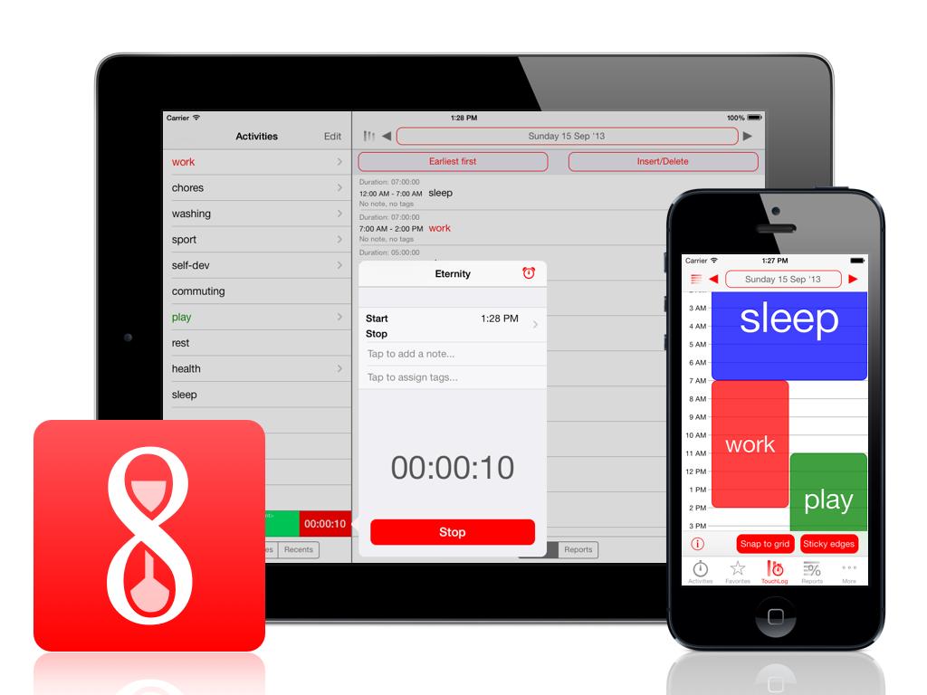 Aplikasi Pelacakan Waktu Pada Android