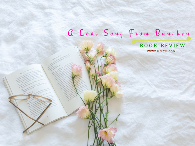 Review Novel A Love Song From Bunaken