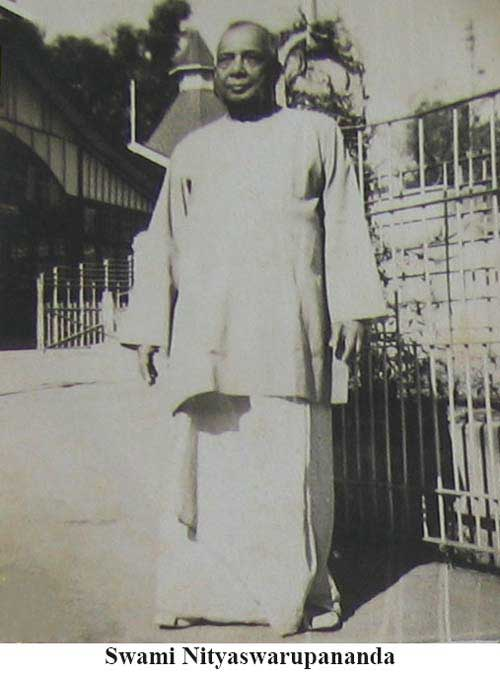 A Monk of Sri Ramakrishna Order