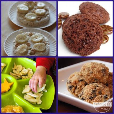 moon snacks for kids
