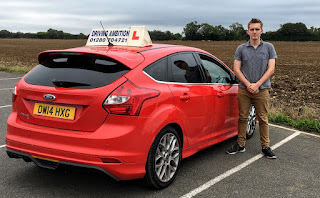 Under 17 driving lessons Oxfordshire