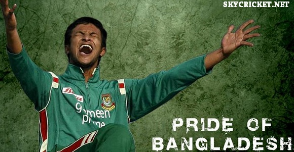 Shakib best Bangladesh Bowler in Test - ODI - T20