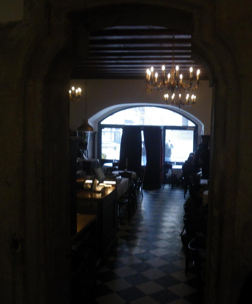auswärts essen regensburg: Im Krauterer am Dom zu Regensburg