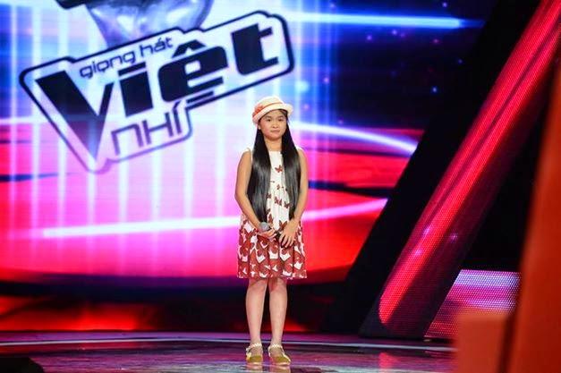 Nguyễn Thiện Nhân The voice kid 2014