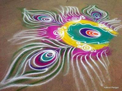 Easy Rangoli Designs for Diwali 2016