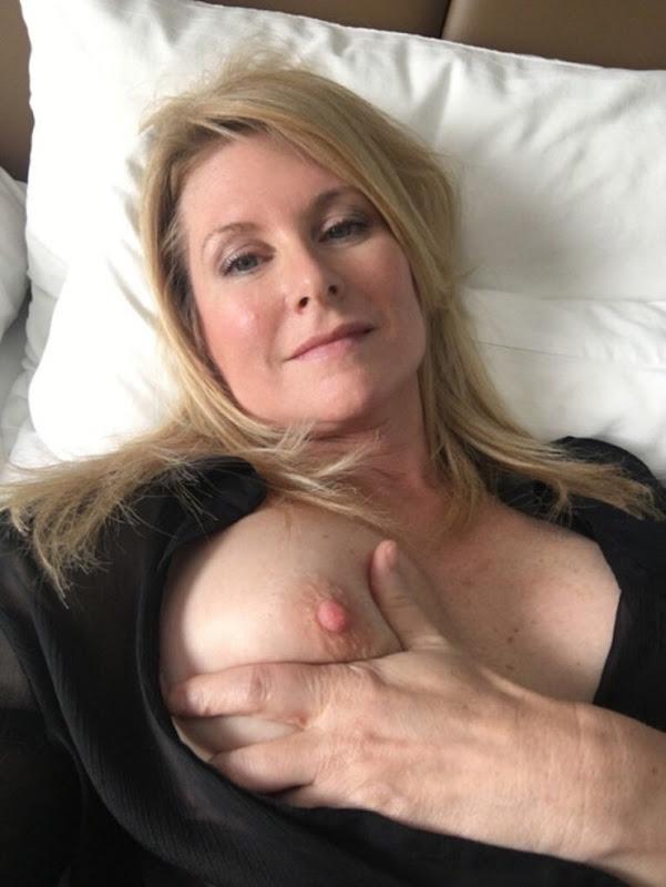 milf nice puffy nipple