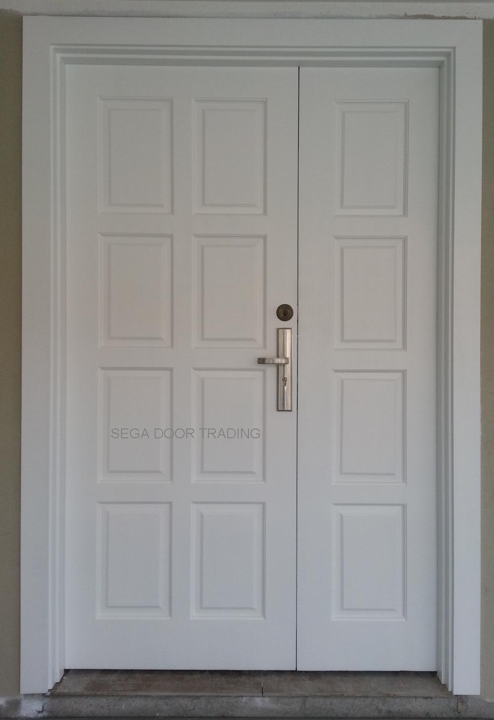 SEGA DOOR TRADING: One & Half Leaf Door