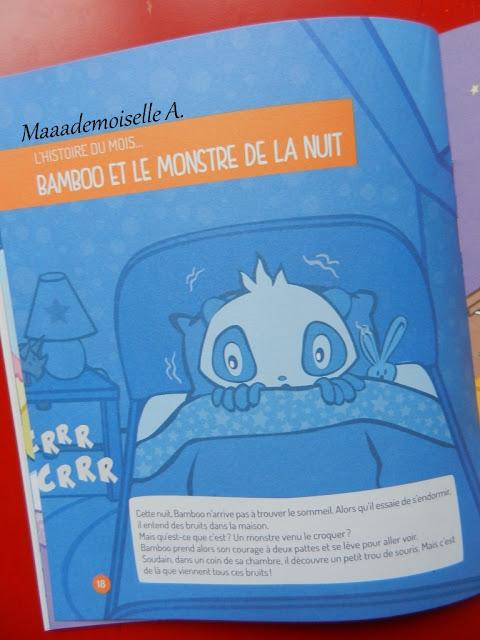 || Kit Créatif Pandacraft : La nuit des P'tits Monstres (Présentation & Avis)