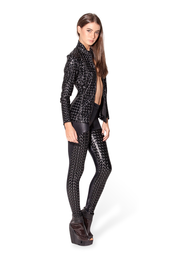 Hot And Attractive Liquid Leggings Photos For Girls -9948