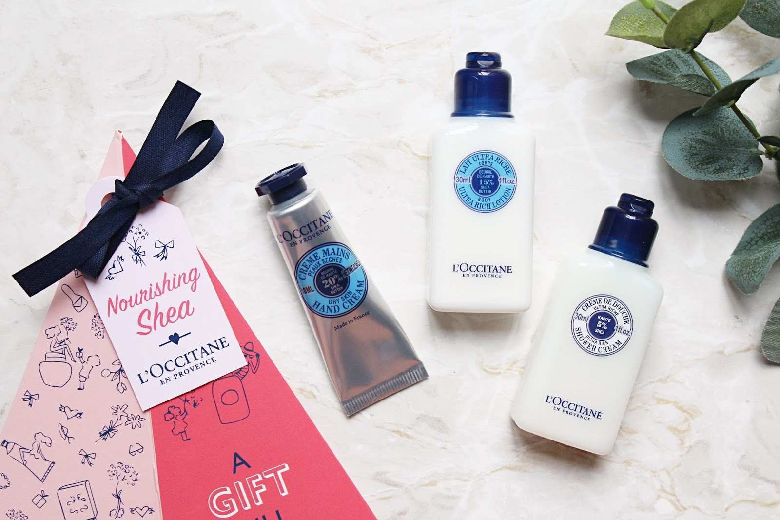 L'Occitane A Gift Full of Love - Nourishing Shea