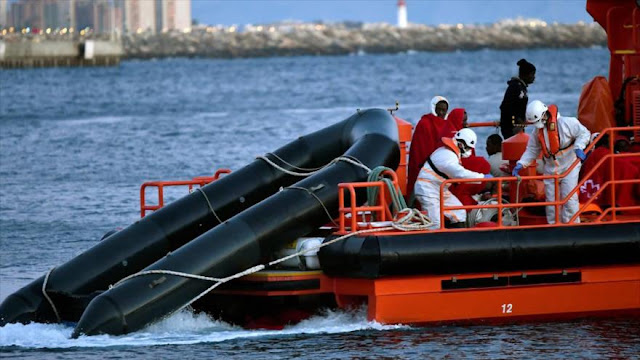 Hallan unos 20 migrantes muertos cerca de costas de España