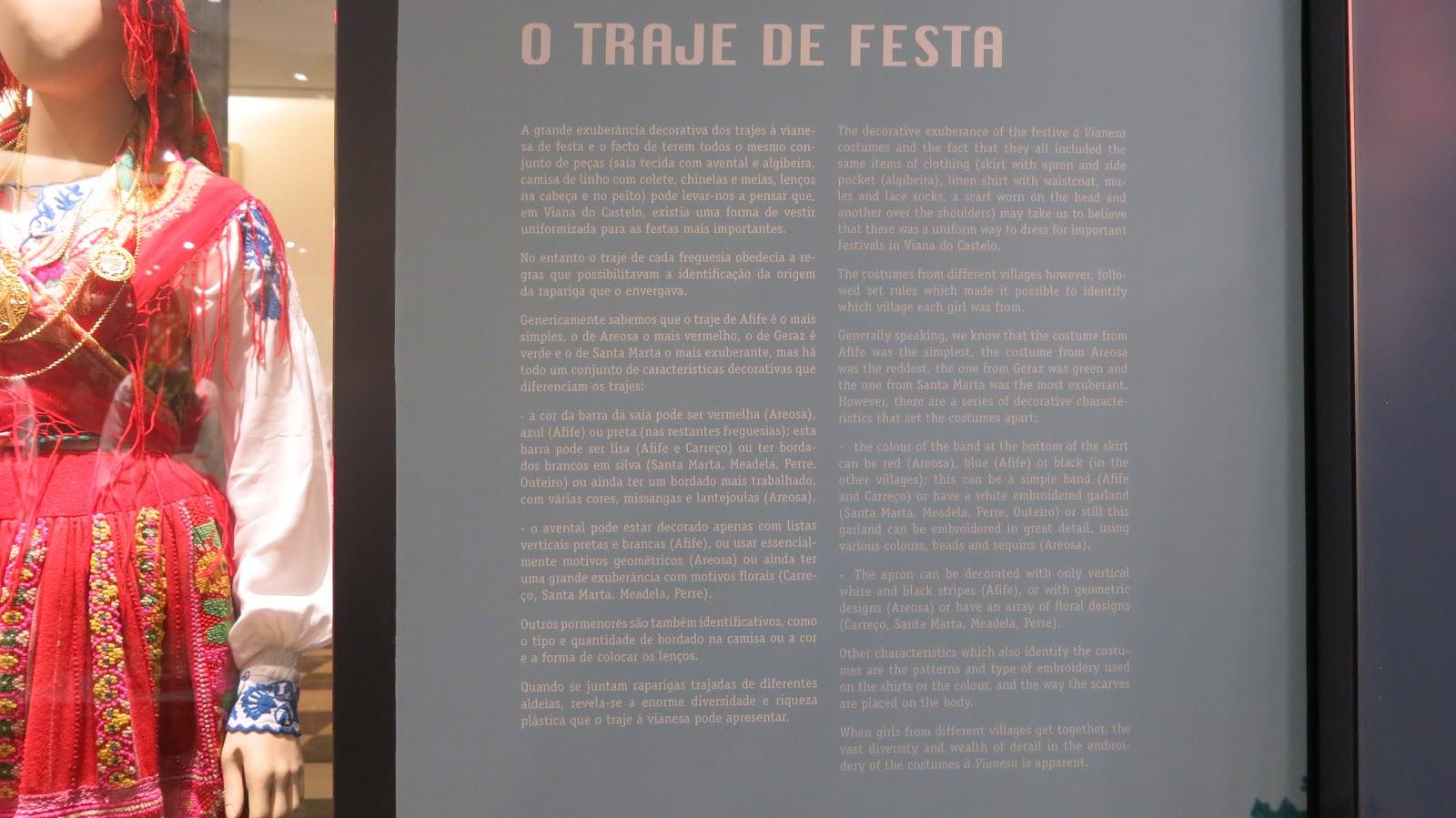 fab9cd386c Conhecendo o Museu do Traje em Viana do Castelo