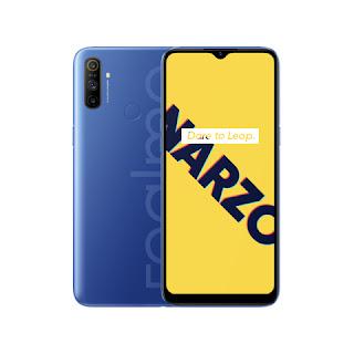 How to flashing Realme Narzo 10A RMX2020