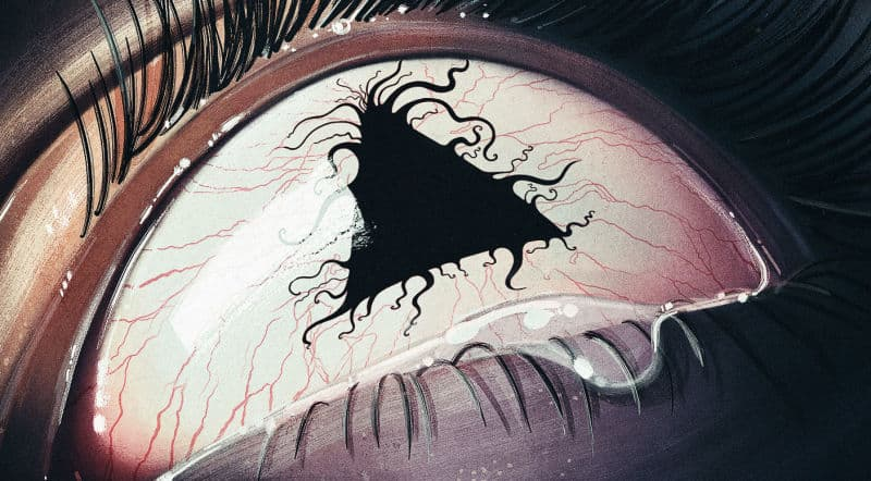 Пустота, The Void, ужасы, хоррор, Horror, фантастика, SciFi, Лавкрафт, Lovecraft