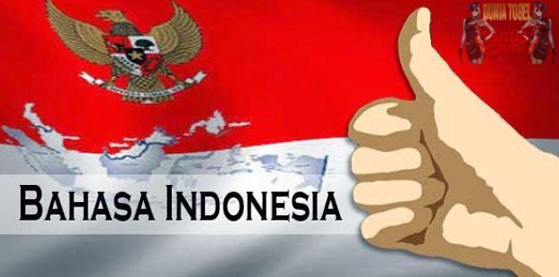 Patroli303 - Kamu Harus Bangga Berbahasa Indonesia Karena Alasan Berikut