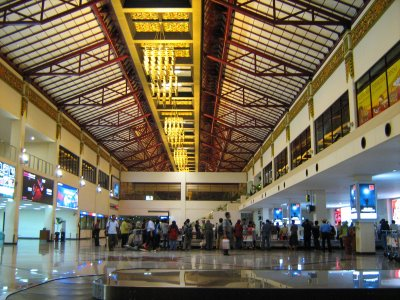 Juanda International Airport Architecture
