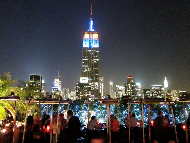 Rooftop Manhattan