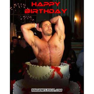Feliz Cumpleaños Hombres