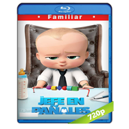 Un jefe en pañales (2017) BRRip 720p Audio Dual Latino-Ingles