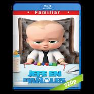 Un jefe en pañales (2017) BRRip 720p Audio Dual Latino-Ingles