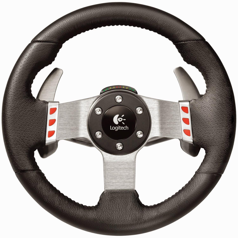 video games logitech g27 racing wheel. Black Bedroom Furniture Sets. Home Design Ideas
