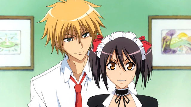 10 Kaichou Wa Maid Sama I Have To Open This List With Shoujo Think Was One Of The First Anime Watched When Really Got Into